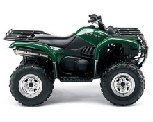 Yamaha Grizzly 660 4x4