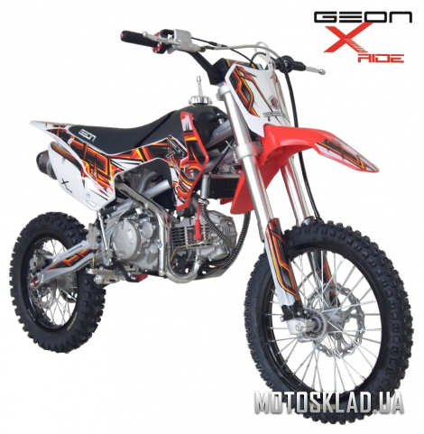 GEON X-RIDE 150 PRO Cross  ― Интернет-магазин мототехники «MOTOsklad.UA»