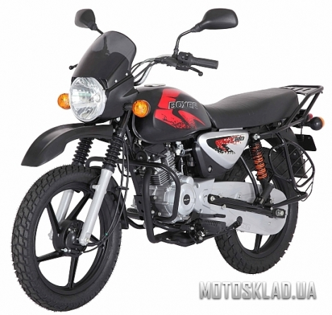 Bajaj Boxer 150 Cross ― Интернет-магазин мототехники «MOTOsklad.UA»
