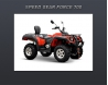 Speed Gear Force 700 EFI